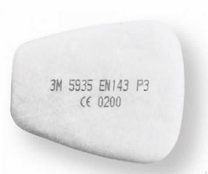 3M Atemschutzfilter 5935 P3R