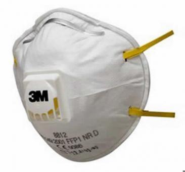 3M Atemschutzmaske 8812 FFP1