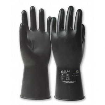 KCL Vitoject 890 Vitonl Schutzhandschuhe, schwarz