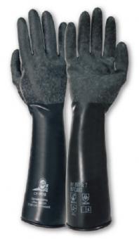 KCL Butoject 897+ Schutzhandschuh Butyl schwarz