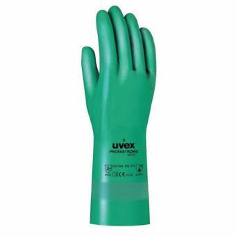 UVEX Profastrong NF33, Art.60122 Nitril-Schutzhandschuh,