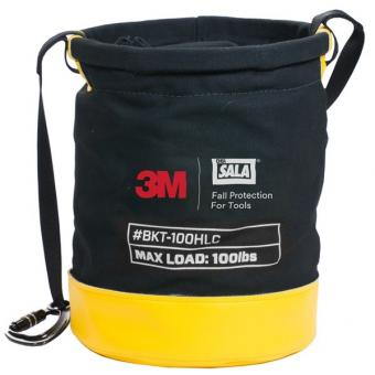 3M DBI-SALA Sicherheitsbehälter aus Leinen, Haken-Ösen-Versc