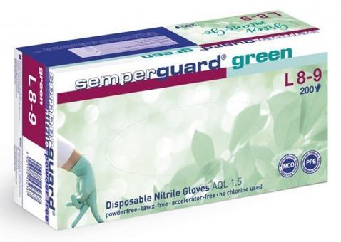 Semperguard Green 200, antiallergisch Klimaschutz-Handschuh