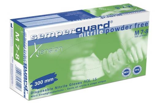 Semperguard Nitril Xtension New Generation, Einweghandschuh