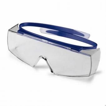 UVEX 9169.260 Schutzbrille super OTG, navy blue,
