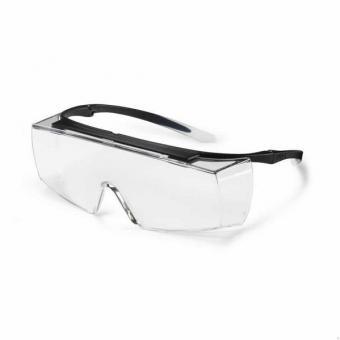 UVEX 9169.585 Schutzbrille super f OTG PC farblos