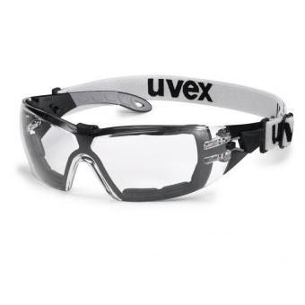 UVEX 9192.680 Schutzbrille Pheos S, schmale Version